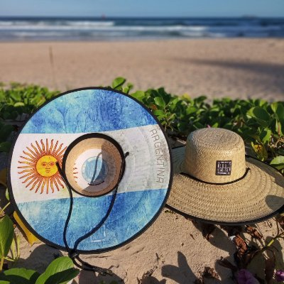 Chapéu de Palha - Argentina