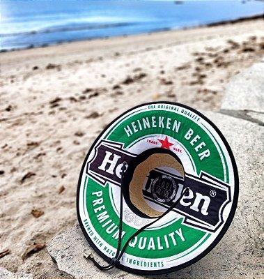 Chapéu de Palha - Heineken