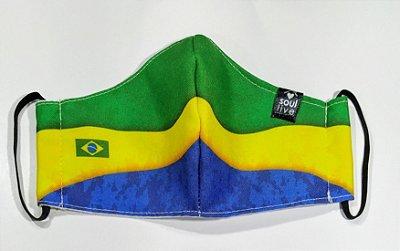 Máscara de Proteção - Brasil
