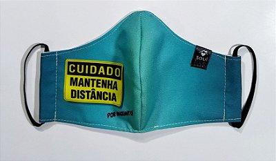 Máscara de Proteção - Distância