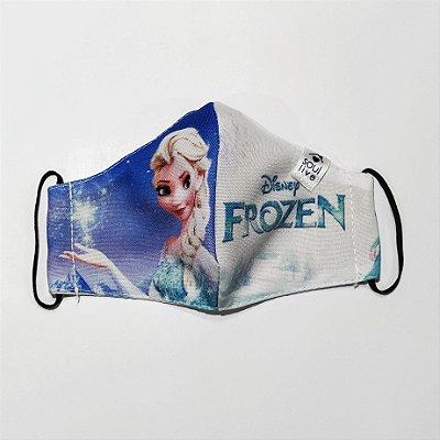 Máscara de Proteção Infantil - Frozen