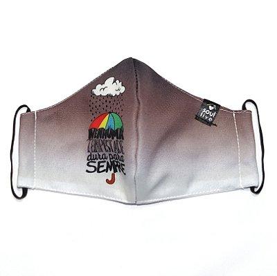 Máscara de Proteção - Tempestade