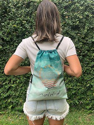 Bag/ Sacochila Good Vibes Only