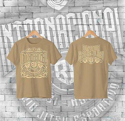 Camiseta edição BJJ Internacional