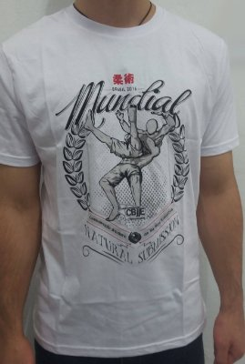 Camiseta Mundial Submission 2016
