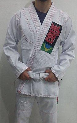 Kimono CBJJE (Branco)
