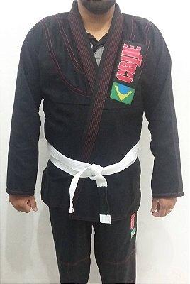Kimono CBJJE (Preto)