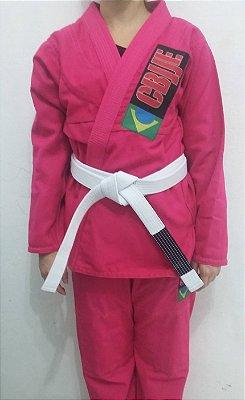 Kimono CBJJE (Rosa)