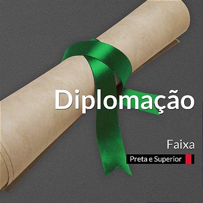 Diplomação Faixa Preta e Superior
