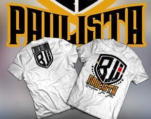 Camiseta Bjj Paulista 2020
