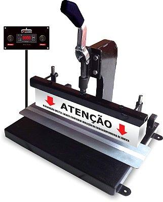 Máquina de Mega Hair Nanopele MD30D Alavanca - Pressure Hair