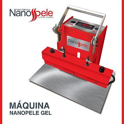 Máquina de Mega Hair Adesivo Gel -  Nanopele - Pressure Hair