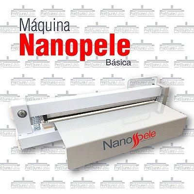 Máquina Mega Hair Adesivo Nanopele Portátil - Pressure Hair