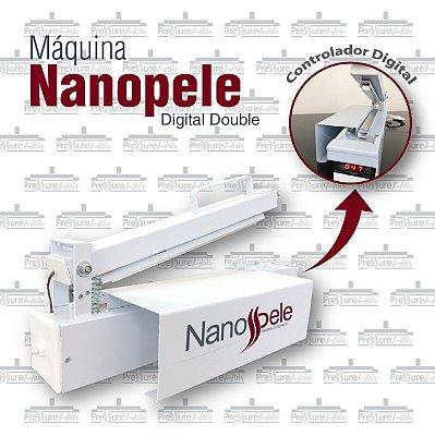 Máquina Mega Hair Adesivo Nanopele Digital  - Pressure Hair