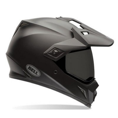 CAPACETE BELL MX-9 ADVENTURE SOLID MATTE BLACK