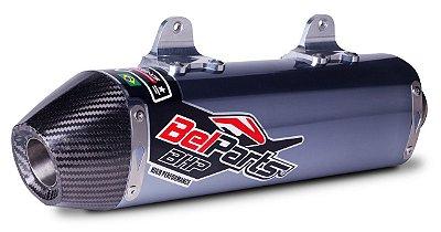 Ponteira + Curva BelParts BHP CARBONO CRF 250R 11-13