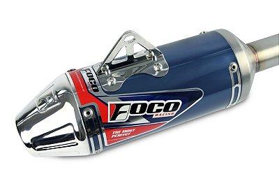 Escapamento Para Crf 230 - Foco Racing