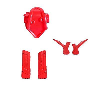 Kit Protetor Motor+Protetor Quadro+Protetor Bengala CRF230 BIKER