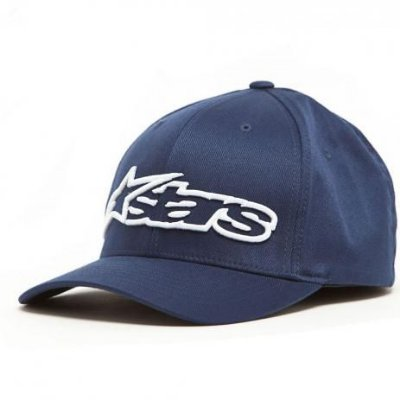 Boné Blaze Flexfit Hat - Alpinestars 2 Cores