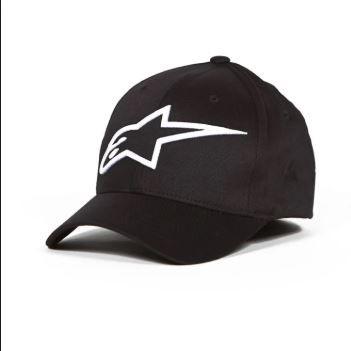 Boné Logo Astar Asc Flexfit - Alpinestars
