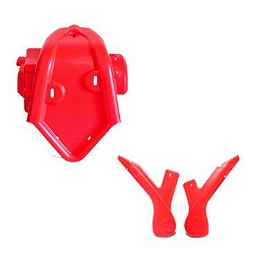 Protetor de motor + protetor de quadro Biker CRF230f