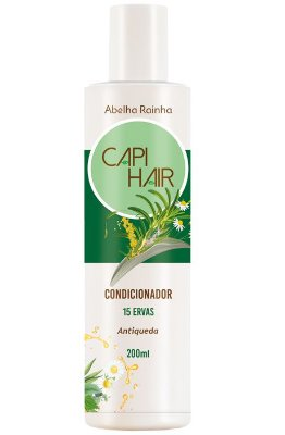 1095 CAPI HAIR – CONDICIONADOR 15 ERVAS – 200ml