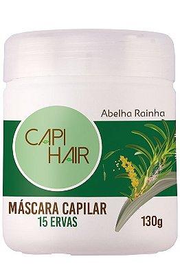 1096 CAPI HAIR – MÁSCARA CAPILAR 15 ERVAS – 130g