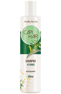 1094 CAPI HAIR – SHAMPOO 15 ERVAS – 300ml