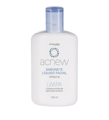 2178 ACNEW – SABONETE LÍQUIDO FACIAL ANTI-ACNE 120 ml