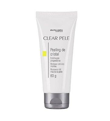 3563 CLEAR PELE – PEELING DE CRISTAL 60g