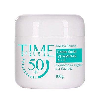 3083 **TIME REVERSE – CREME FACIAL REJUVENESCEDOR 50 ANOS 100 g