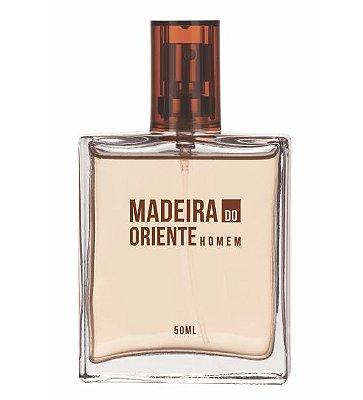 5078 **MADEIRA DO ORIENTE – DEO-COLÔNIA MASCULINA 50 ml