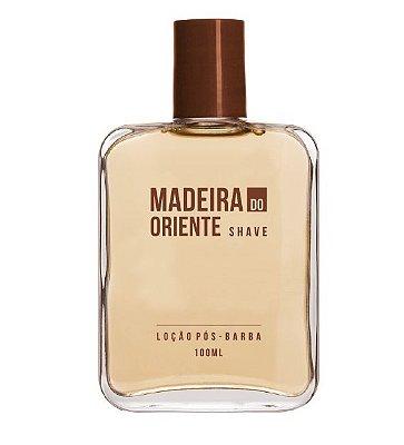 2182  MADEIRA DO ORIENTE - LOÇÃO PÓS BARBA 100 ML