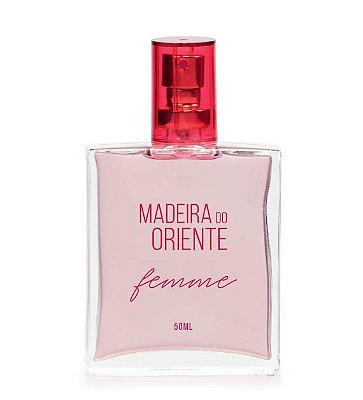 5218 **MADEIRA DO ORIENTE FEMME – DEO-COLÔNIA SPRAY FEMININA 50 ml