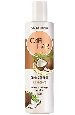 1248 CAPI HAIR – CONDICIONADOR FORTALECEDOR DE ÓLEO DE COCO – 200g