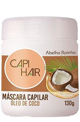 1249 **CAPI HAIR – MÁSCARA CAPILAR ÓLEO DE COCO – 130g