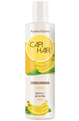 1262 **CAPI HAIR - CONDICIONADOR DE BANANA 200 ML