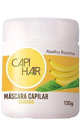 1263 CAPI HAIR - MASCARA NUTRITIVA DE BANANA 130 G