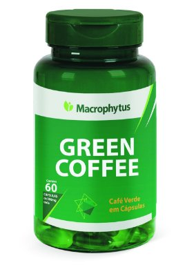 1075 Green Coffee 500mg 60 Cápsulas