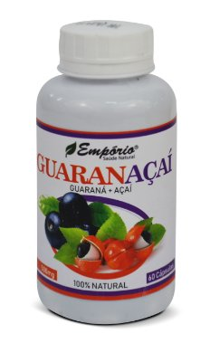 1287 Guaranaçaí 500mg 60 Cápsulas