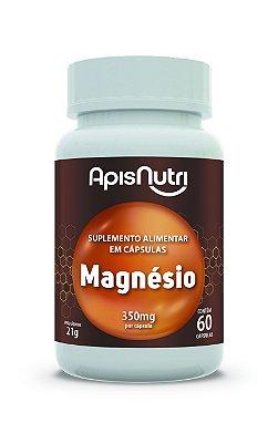 1011 Magnésio 350mg 60 Cápsulas