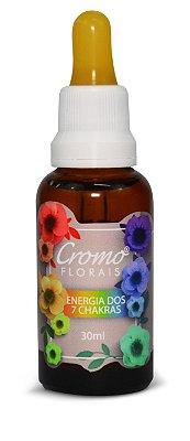 1226 Cromofloral Energia dos 7 Chakras 30ml