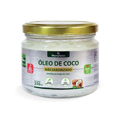 1299 Óleo de Coco Extra sem sabor 250ml