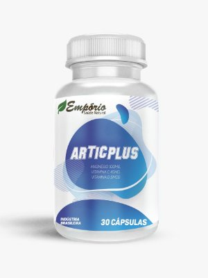 1320 Artic Plus 500mg 30 Cápsulas