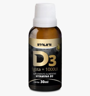 1382 Vitamina D3 1000UI  Gotas 30ml