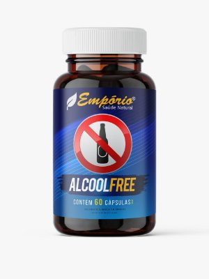 1396 Alcool Free 500mg 60 Cápsulas
