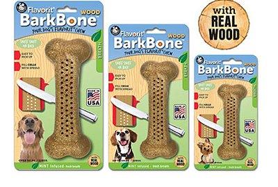 Flavorit Bark Bone Wood Hortelã
