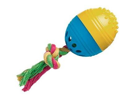Happy Egg G Azul e Amarelo