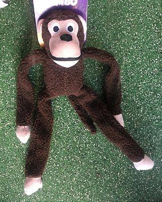 Pelúcia Macaco  Marrom