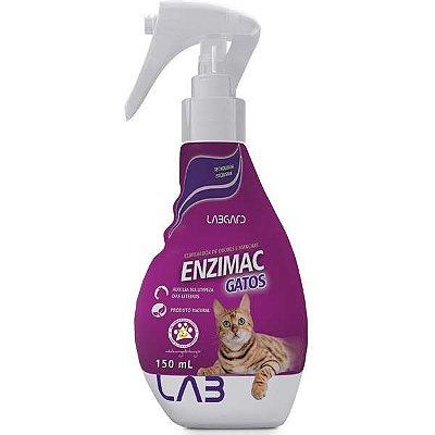 Eliminador de Odores Enzimac Gatos 150ml